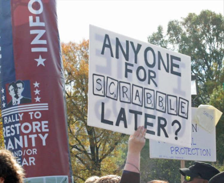 It's just a picture of Adaptable Great Protest Signs