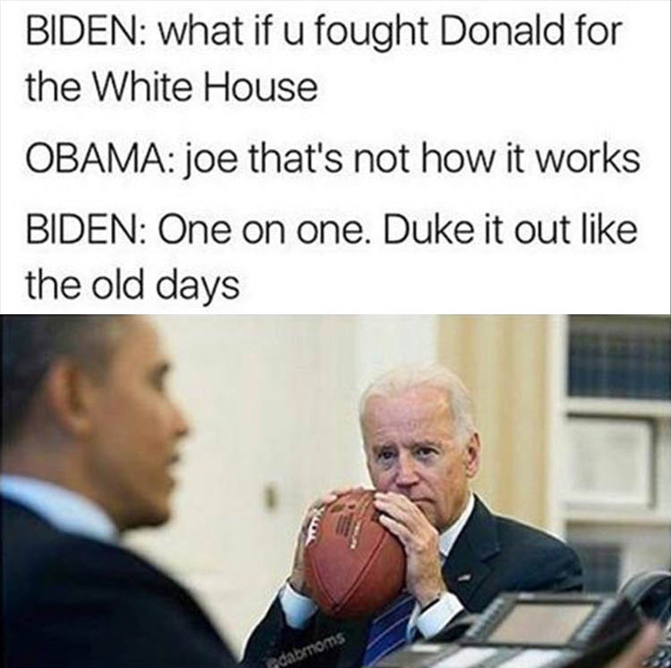 Biden >> Funny Pictures Of The Day - 35 Pics
