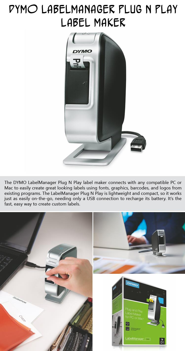 dymo-labelmanager-plug-n-play-label-maker