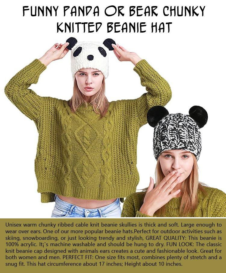 funny-panda-or-bear-chunky-knitted-beanie-hat
