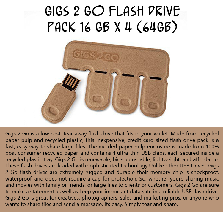 gigs-2-go-flash-drive-pack-16-gb-x-4