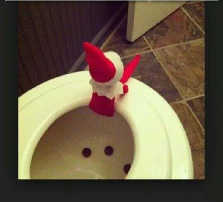 This Is What Happens When Dad S In Charge Of Elf On The