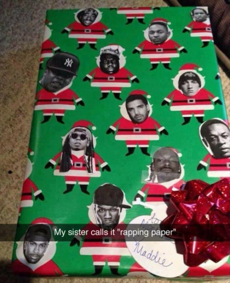 rapping-paper