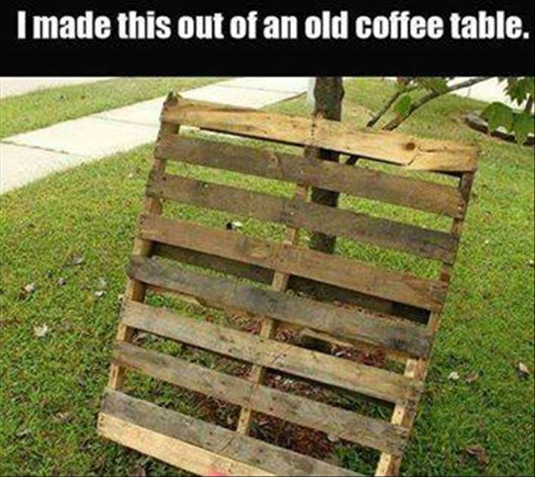 Funny Pictures Of The Day 39 Pics : I made this out of an old coffee table from www.dumpaday.com size 750 x 669 jpeg 86kB