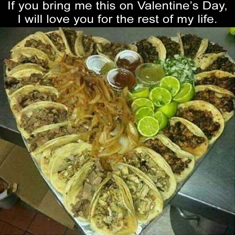 a Valentine's day funny