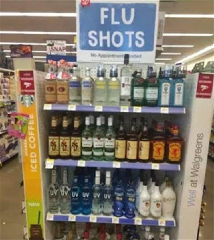 the flu shot