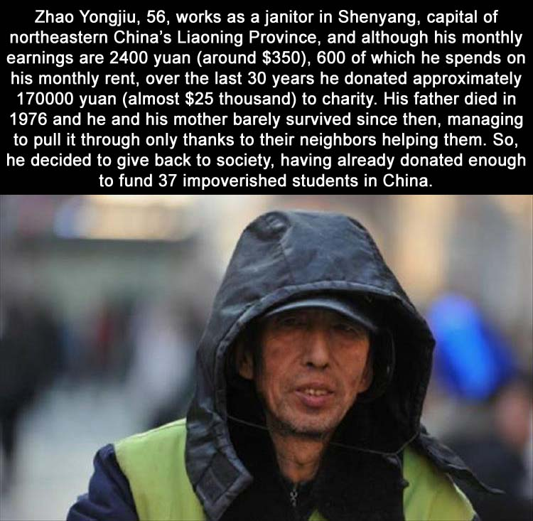 humanity restored Faith in humanity restored – 20 pics september 13, 2016 jon tagged with faith in humanity , faith in humanity restored , good deeds , good people , people doing amazing things.