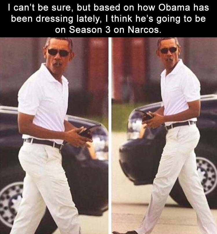 Funny obama meme