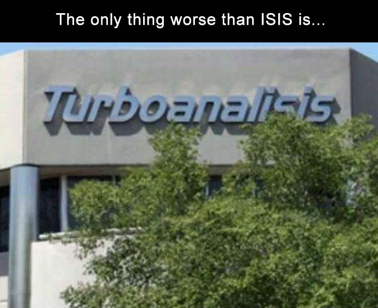 funny isis