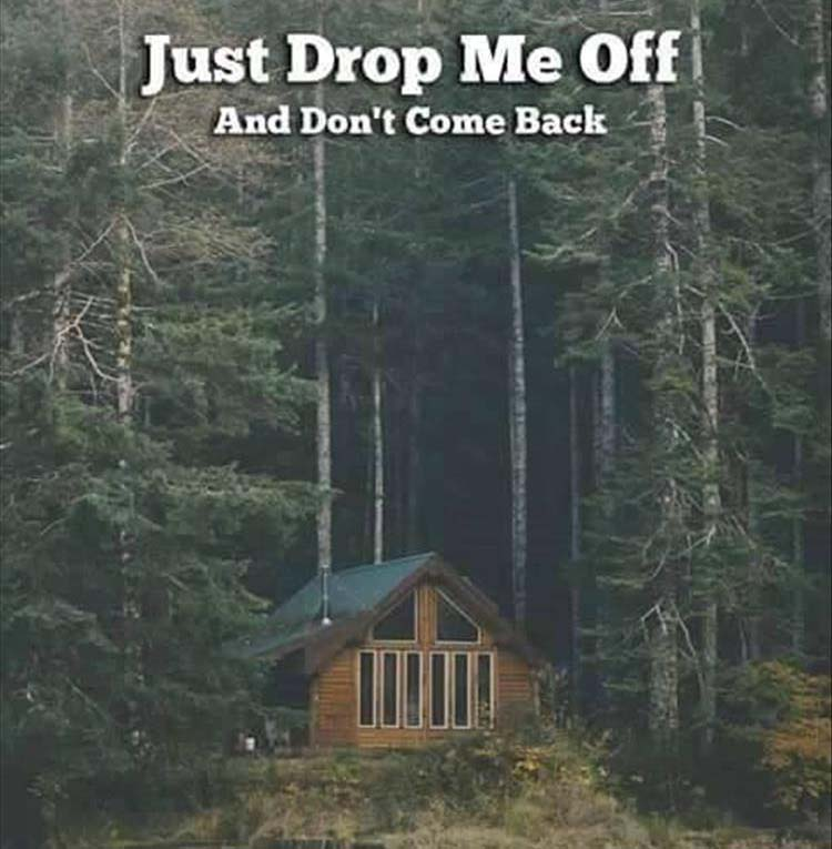 just drop me off