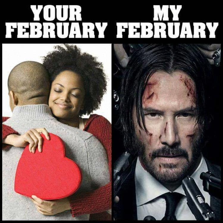 your february my february