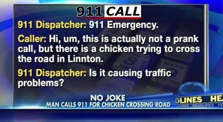 18 of the dumbest reasons people have called 911