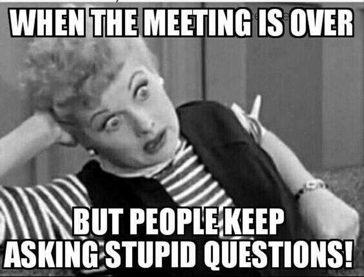 Funny Office Meeting Meme : Afternoon funny picture dump pics