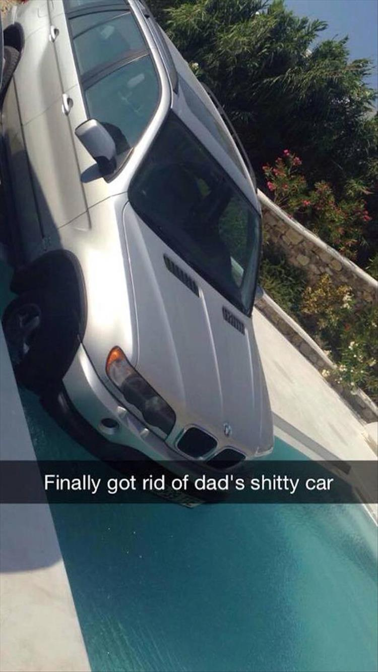 20 rich kid snap chats have destroyed my faith in humanity