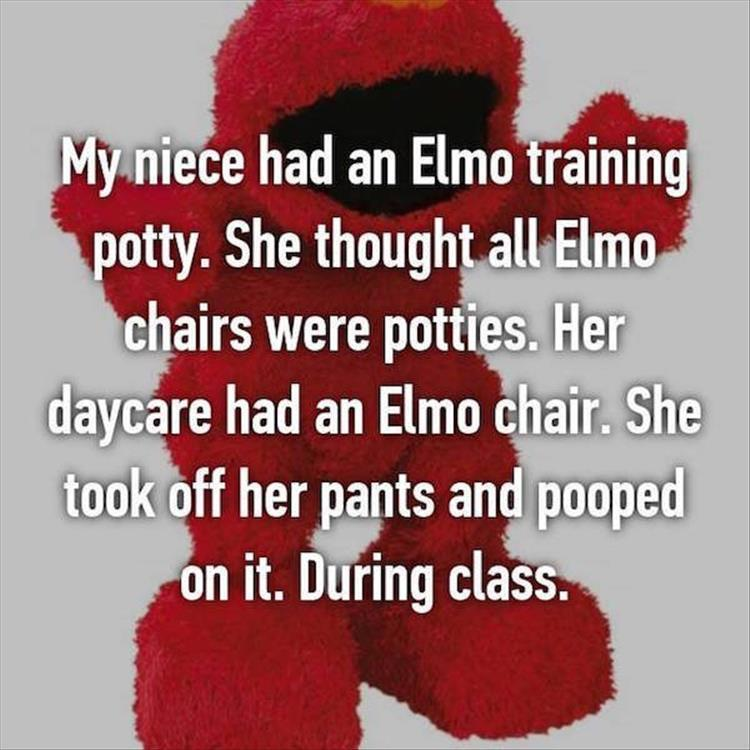 Potty Training Problems That Are Funny Because They're Not