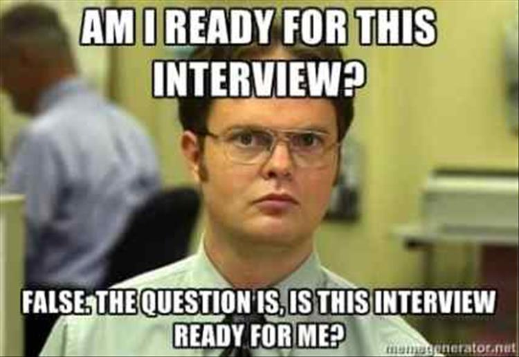 Fun Meme Questions : Funny memes you should see before going for a job