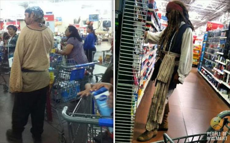 One Thing Is For Sure, Walmart Is Never Boring 22 Pics