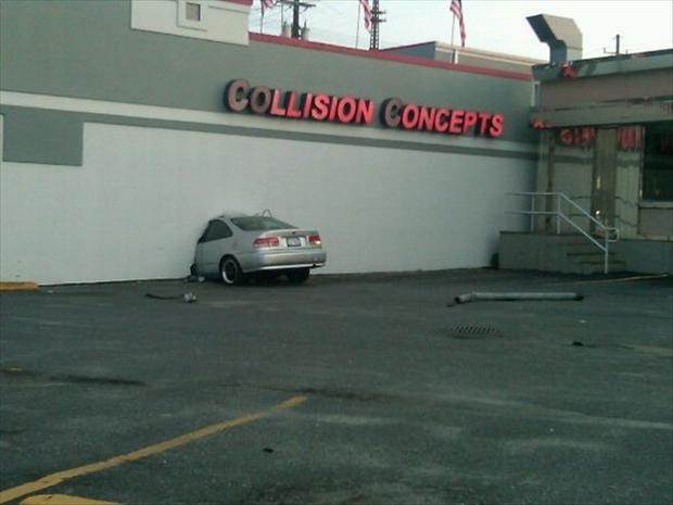 Car Accidents Irony At It S Finest 20 Pics