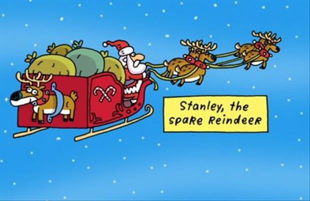 Image result for funny christmas sleigh