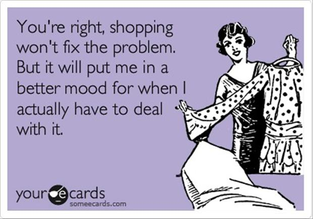Image result for shopping funny