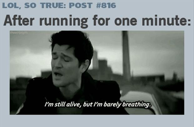 Funny Running Quotes 3 funny running quotes,   Dump A Day Funny Running Quotes