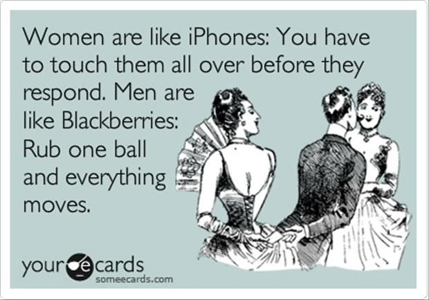 Funny Quotes About Men men are like cellphones, funny quotes   Dump A Day Funny Quotes About Men