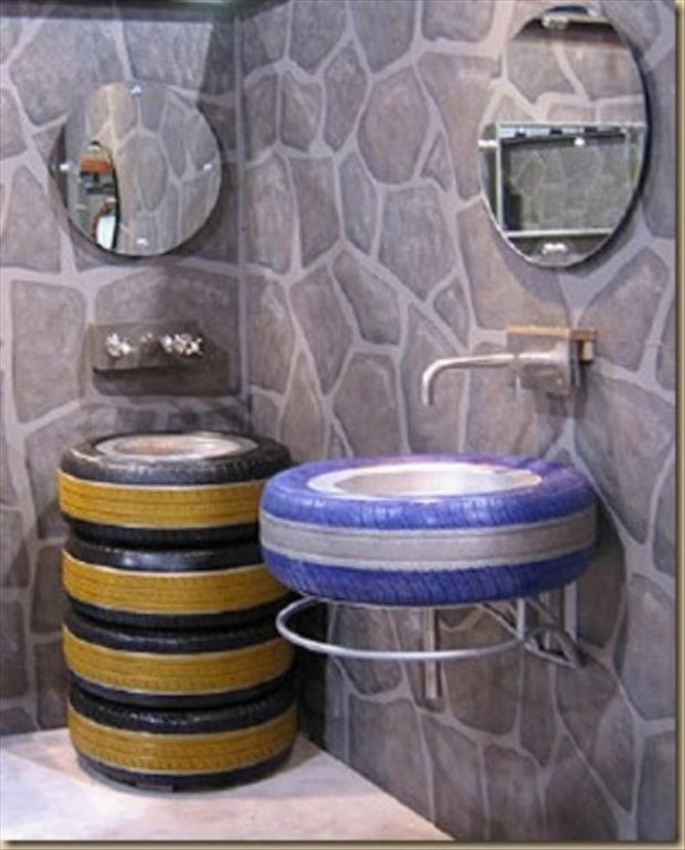 Do It Yourself Projects Using Old Tires Dumpaday 2