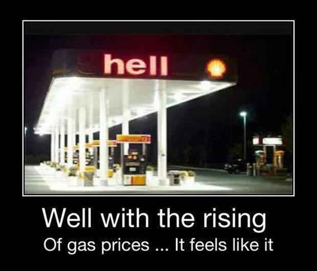 Gas pump quotes