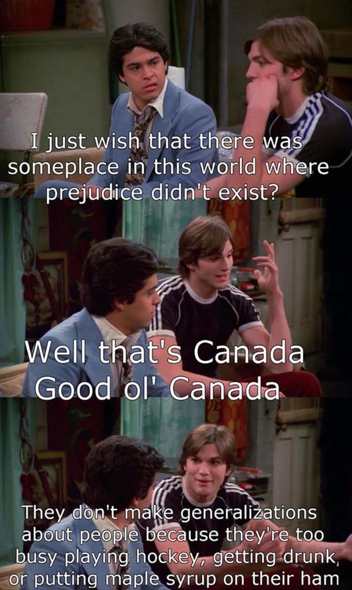 good ol canada
