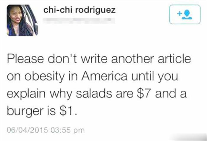 obesity in america