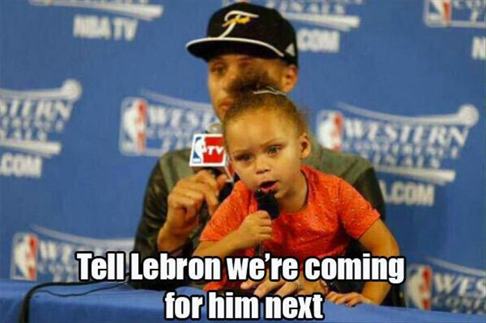 tell lebron