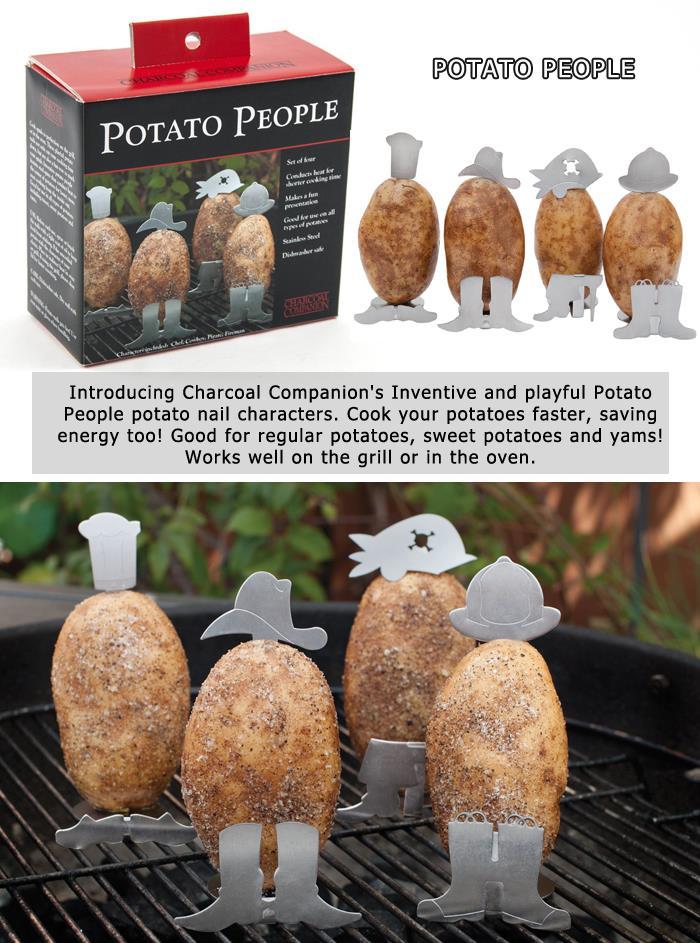 2 Potato People