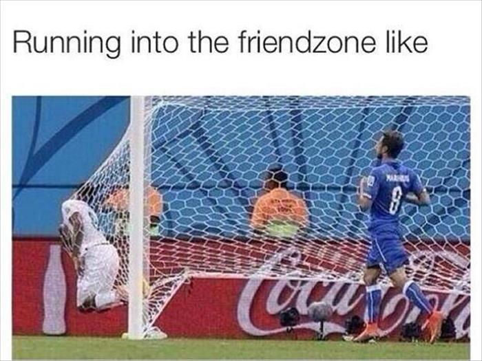 the friendzone