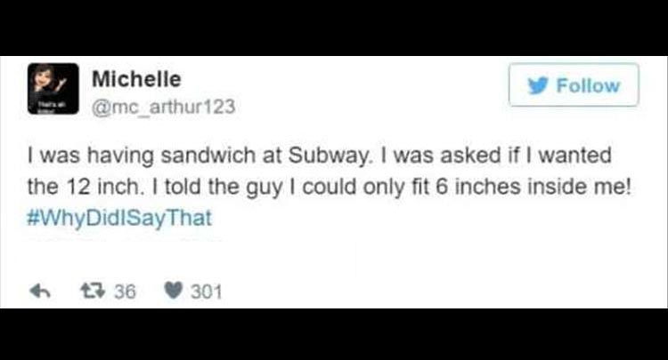 Embarrassing Moments From The Twitterverse 25 Pics